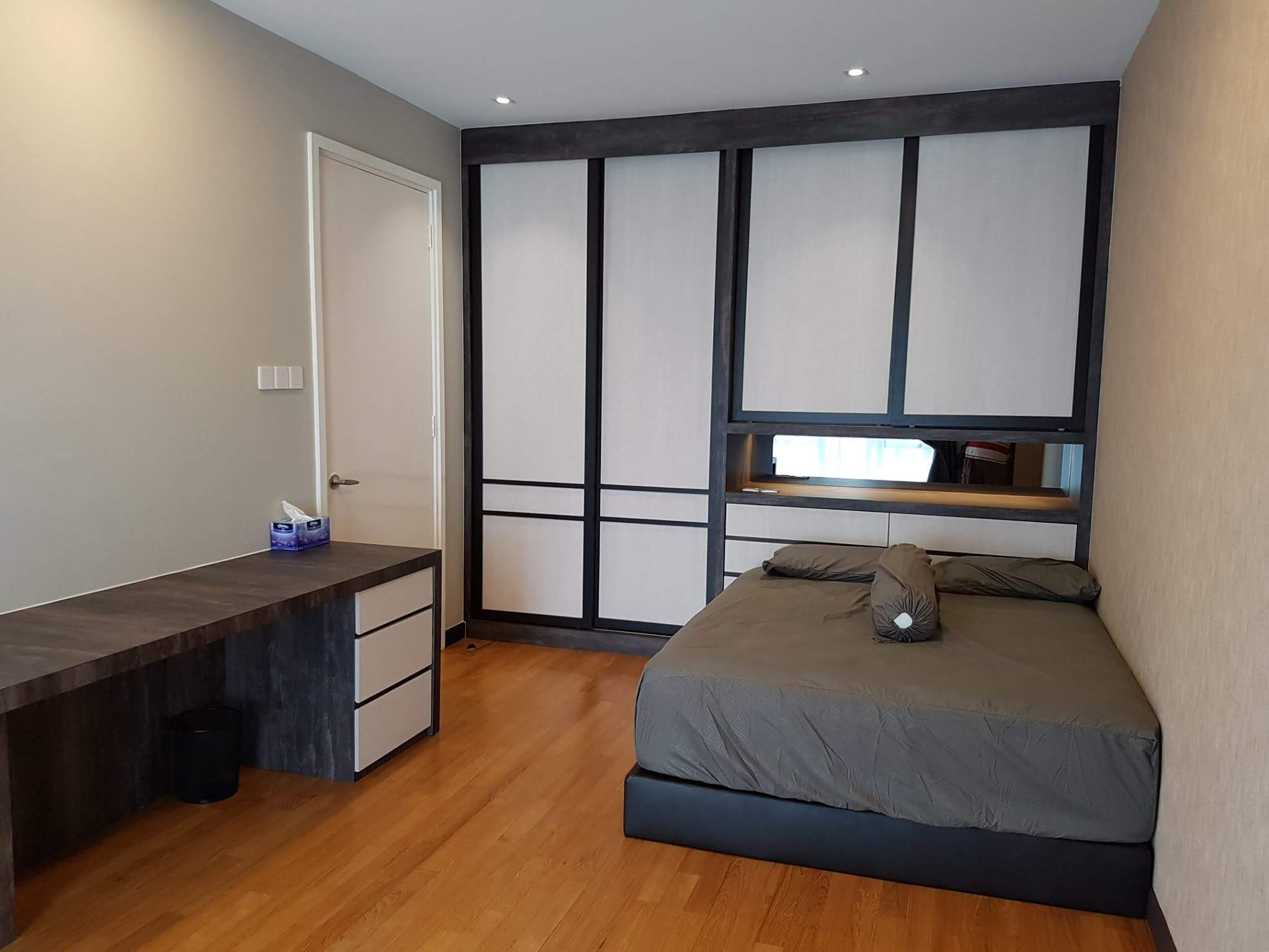 RT Furniture & Renovation Bed Design