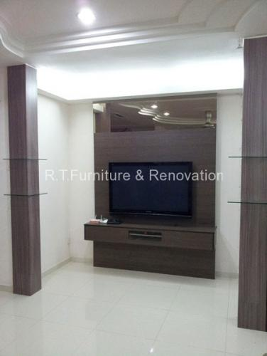 RT Furniture Tv Cabinet 048