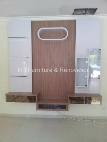 RT Furniture Tv Cabinet 044