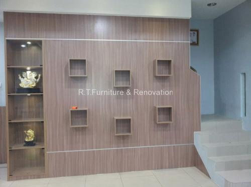 RT Furniture Tv Cabinet 43