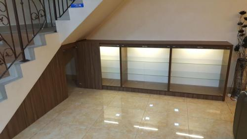 RT Furniture & Renovation - Staircase Cabinet 006