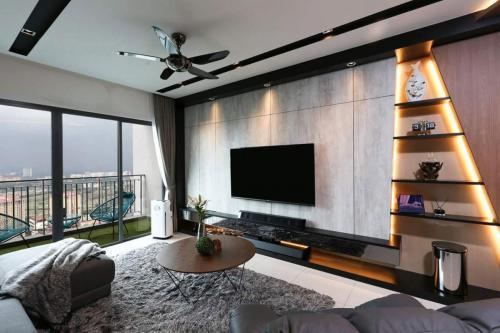 RT Furniture & Renovation - Tv Cabinet 024