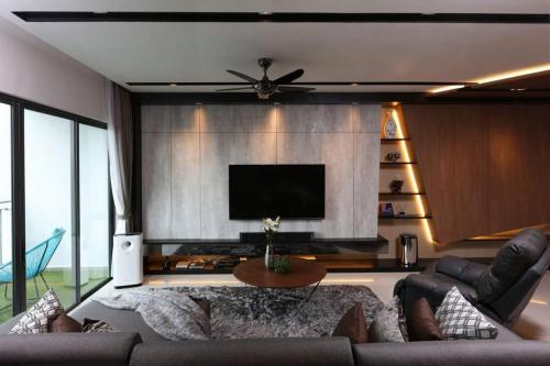 RT Furniture & Renovation - Tv Cabinet 023
