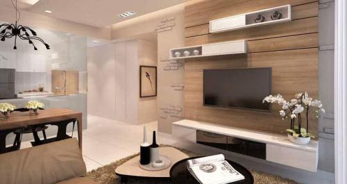 RT Furniture & Renovation - Tv Cabinet 022