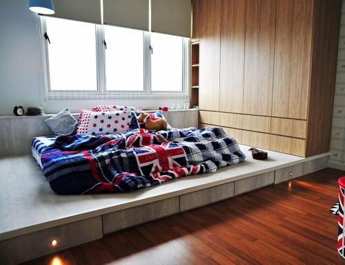 RT Furniture & Renovation - Bed Design 011