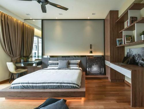 RT Furniture & Renovation - Bed Design 007