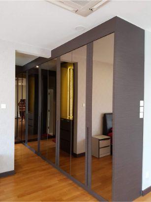 RT Furniture & Renovation - Wardrobe 032